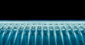 Bufus - gota plástica, ampola, tubo de ensaio, pulverizador Imagens de Stock