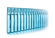 Bufus - klingeryt kropla, ampułka, buteleczka, kiść Obrazy Royalty Free