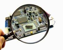 bug компьютер Стоковые Изображения