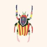 Bug cartoon elements vector,eps. Vector illustration file Stock Photos