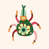 Bug cartoon elements vector,eps Royalty Free Stock Image