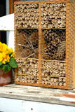Bug hotel Royalty Free Stock Images
