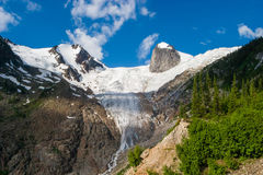 The Bugaboos, Britsh Columbia, Canada. Bugaboo Provincial Park in British Columbia, Canada Stock Photo