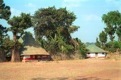 Buganda Royal tombs, Kampala, Uganda Stock Photo
