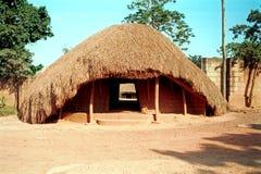 Buganda Royal tombs, Kampala, Uganda Stock Image