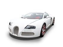 Bugatti Veyron Stock Photo