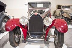 Bugatti古董车 库存图片