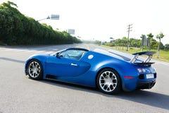 Bugatti盛大体育16.4 免版税图库摄影