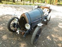 Bugatti类型51首要的赛车从1931年 库存图片