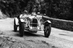 BUGATTI类型35 A 1926年 免版税图库摄影