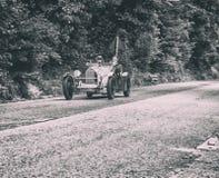 BUGATTI类型37 A 1928年 免版税库存照片