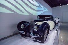 1939年Bugatti类型57C Aravis 库存照片