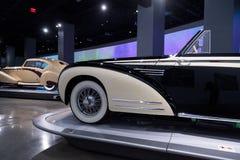 1939年Bugatti类型57C Aravis 免版税库存图片