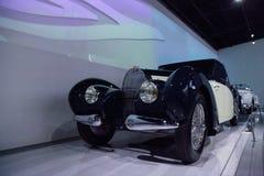 1939年Bugatti类型57C Aravis 免版税图库摄影