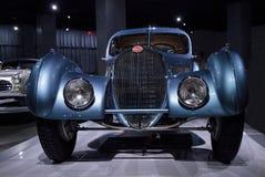 1936年Bugatti类型57SC大西洋 免版税库存图片