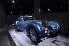 1936年Bugatti类型57SC大西洋 库存图片