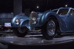 1936年Bugatti类型57SC大西洋 库存照片