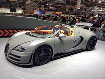 Bugatti Stock Image
