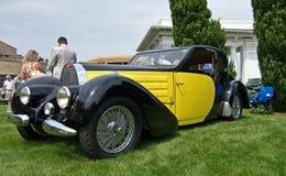 Bugatti 1938 Immagini Stock