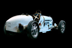 Bugatti-Art 59 Grand- Prixrennwagen 1934 Lizenzfreie Stockfotografie