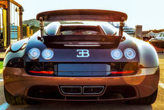 Bugatti 3B Stock Photo