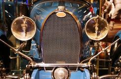 Bugatti bil Fotografering för Bildbyråer