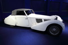 Bugatti cabriolet 57SC Stock Images
