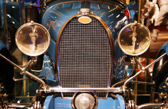 Bugatti Car Stock Image