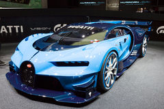 Bugatti Chiron (2016) Stock Photo