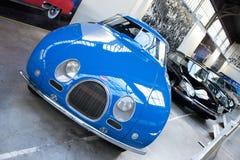 Bugatti on display Stock Photos