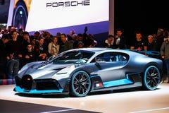 Bugatti Divo imagen de archivo libre de regalías