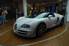 4 16 bugatti eb veyron 4 免版税库存图片