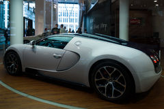 4 16 bugatti eb veyron 4 免版税库存照片