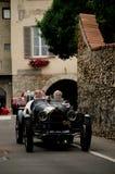 Bugatti 51 GP at Bergamo Historic Grand Prix 2015 Stock Photos