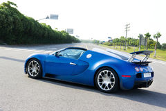 Bugatti Grand Sport 16.4 Royalty Free Stock Photography