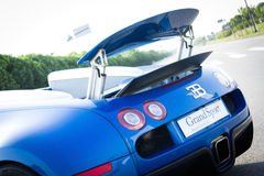 Bugatti Grand Sport 16.4 Stock Image