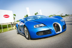 Bugatti Grand Sport 16.4 Royalty Free Stock Image