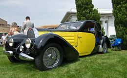 1938 Bugatti Stock Images