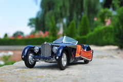 Bugatti 57 SC Corsica Roadster - open door Royalty Free Stock Photos