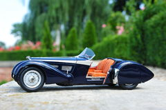 Bugatti 57 SC Corsica Roadster - open door Stock Photography