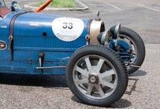 Bugatti t 37 на Mille Miglia 2013 Стоковые Фотографии RF