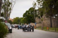 Bugatti T 35A Royalty-vrije Stock Foto