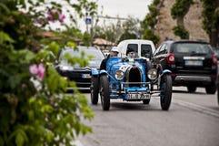 Bugatti T 35A Royalty-vrije Stock Afbeelding