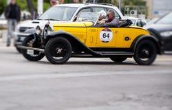 Bugatti T 40 1930年 免版税库存照片