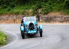 BUGATTI T 40 1928 Royalty-vrije Stock Afbeeldingen