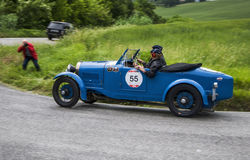 BUGATTI T 40 1929年 库存图片