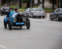 BugattiT 13 Brescia Corsa1924 Royalty Free Stock Photography