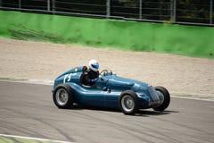 1945年Bugatti T37C格兰披治汽车 免版税库存照片