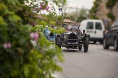 Bugatti T 37A Grand Prix Royalty Free Stock Image