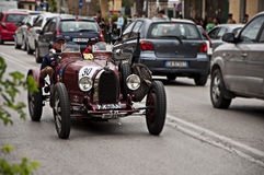 Bugatti T 37A Grand Prix Royalty Free Stock Photography